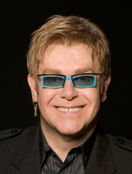 Elton John who came out in 1976.