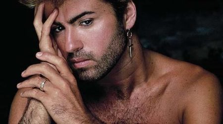 George Michael who came out in late 1990's.